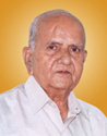 The late Hansrajbhai Surelia